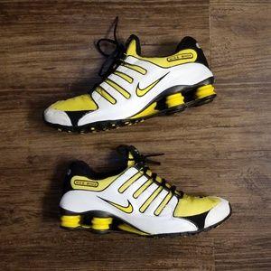 Nike Shox NZ Running Sneakers